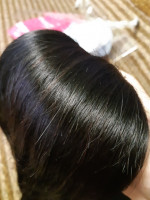 I really love the hair,it soft and na...