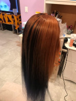Best hair I've had, and I'm never pur...