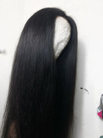 The hair is extremely soft and minima...