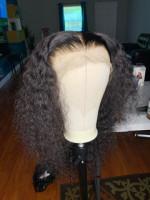 I made it into a wig,definitely worth...