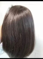 Beautiful bob hair! really nice and r...