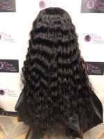 i love this hair! it come so fast! it...