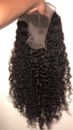 The hair feels great !! Looks just li...