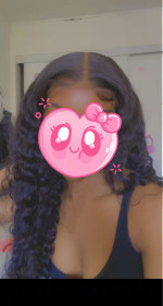 This wig is acc so bomb, it's long, i...