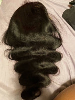The wig was perfect! It was soft to t...