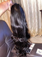 The Hair Is True To Length eautiful c...
