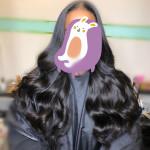 I just love my wig unit!! 100% human ...