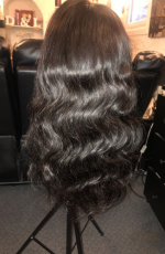 Love this hair, it's soft, curly with...