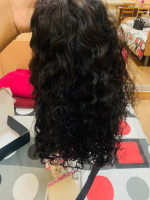 Beautiful and the curly are nice as y...