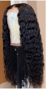 The hair is great! I ordered 180 dens...
