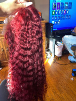 I love the hair it came exactly how I...