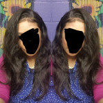 This hair is true to length but was l...