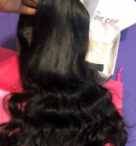 The hair is so soft and amazing, I wi...