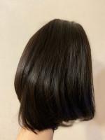 Good quality goods, hair soft, dark. ...