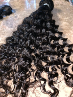 This hair is very beautiful and full....