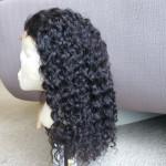 The hair is soft, looks nice,so soft ...
