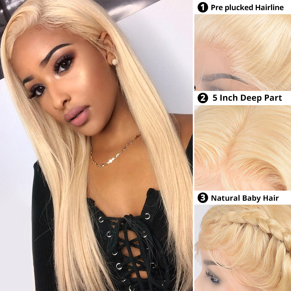 Leading The Way In Fashion--613 Blonde Wigs