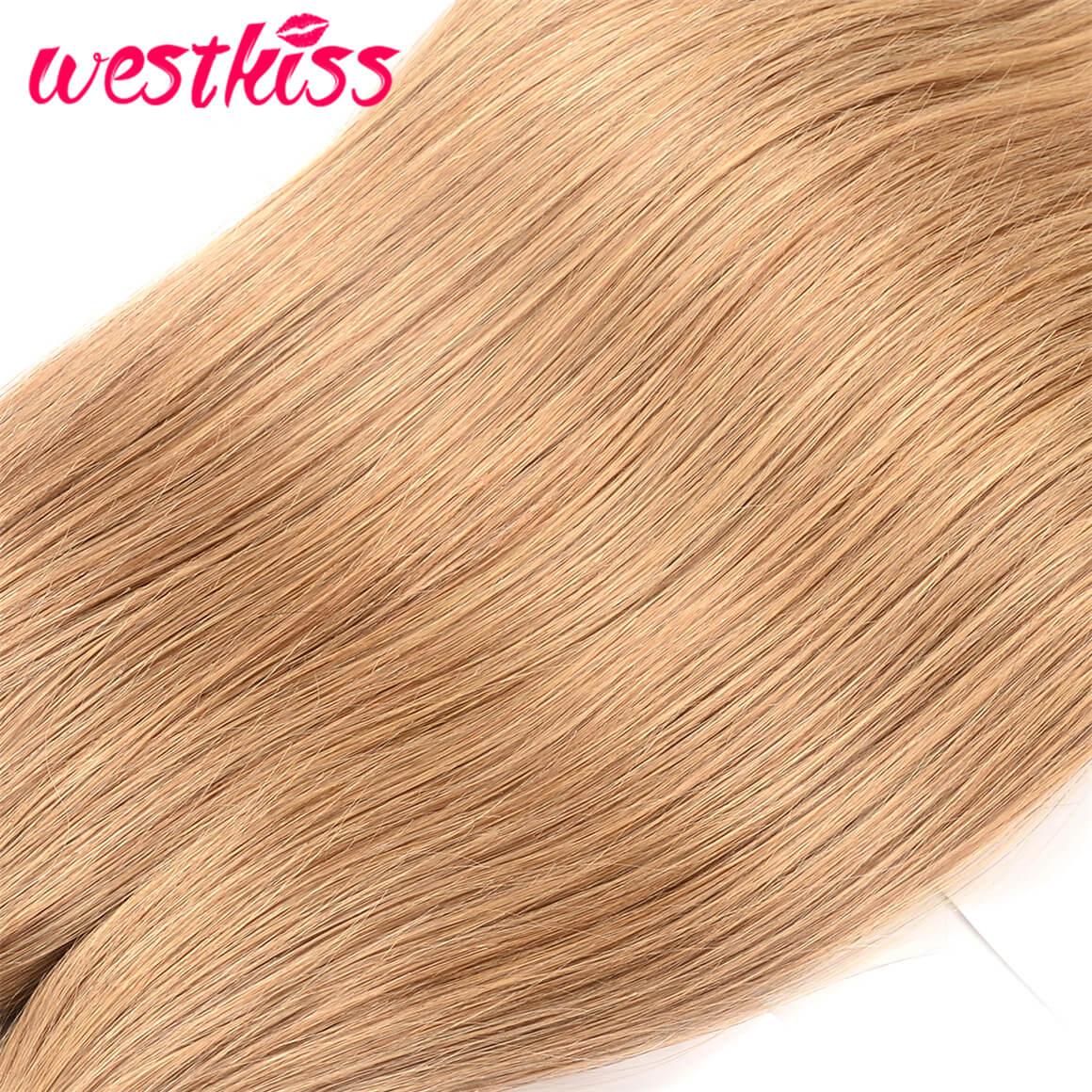 Honey Blonde Human Hair