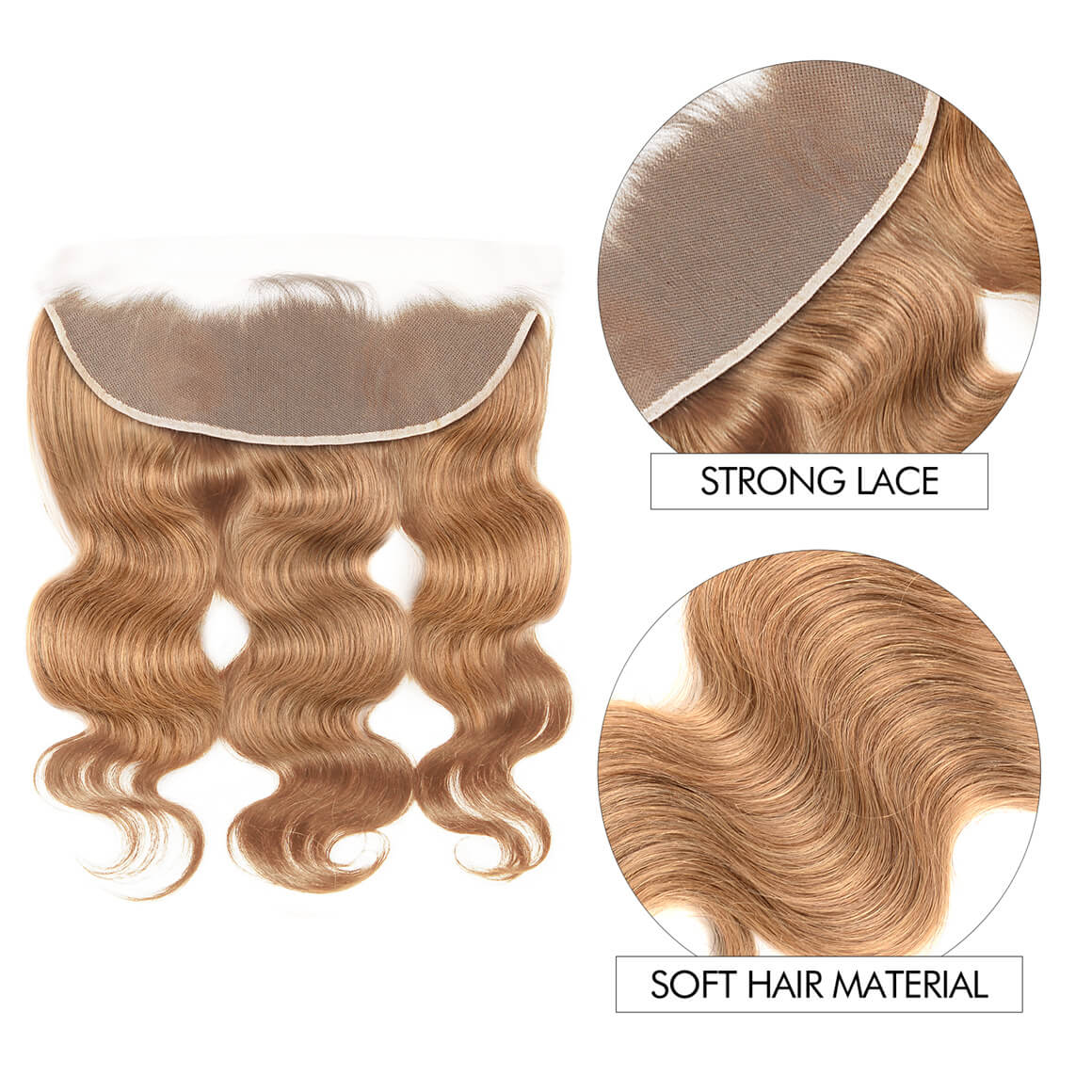 13*4 Lace Frontal
