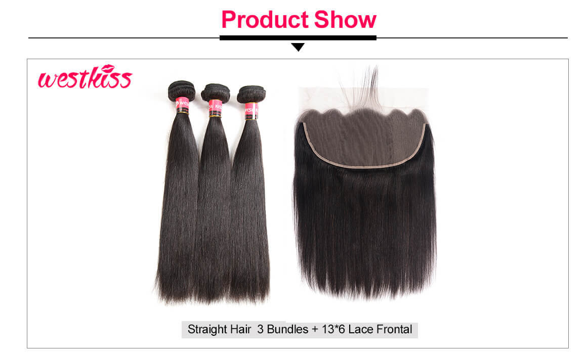 3 Bundles Straight Hair Weave