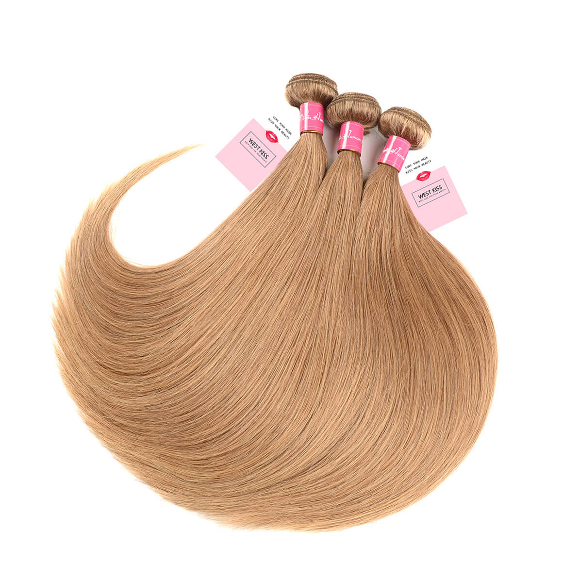 Blonde Straight Hair Bundles