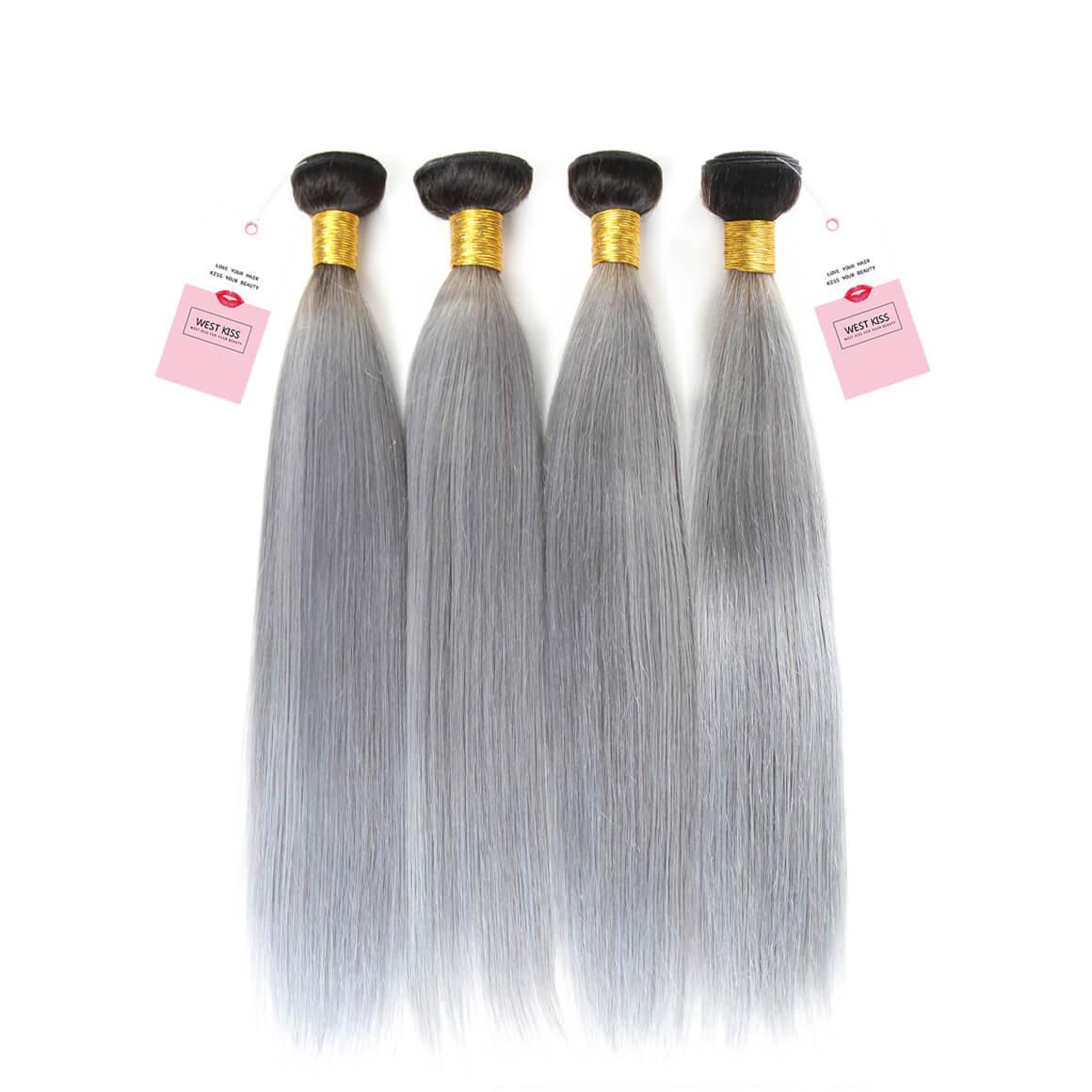Virgin Human Hair 4PCS Bundles