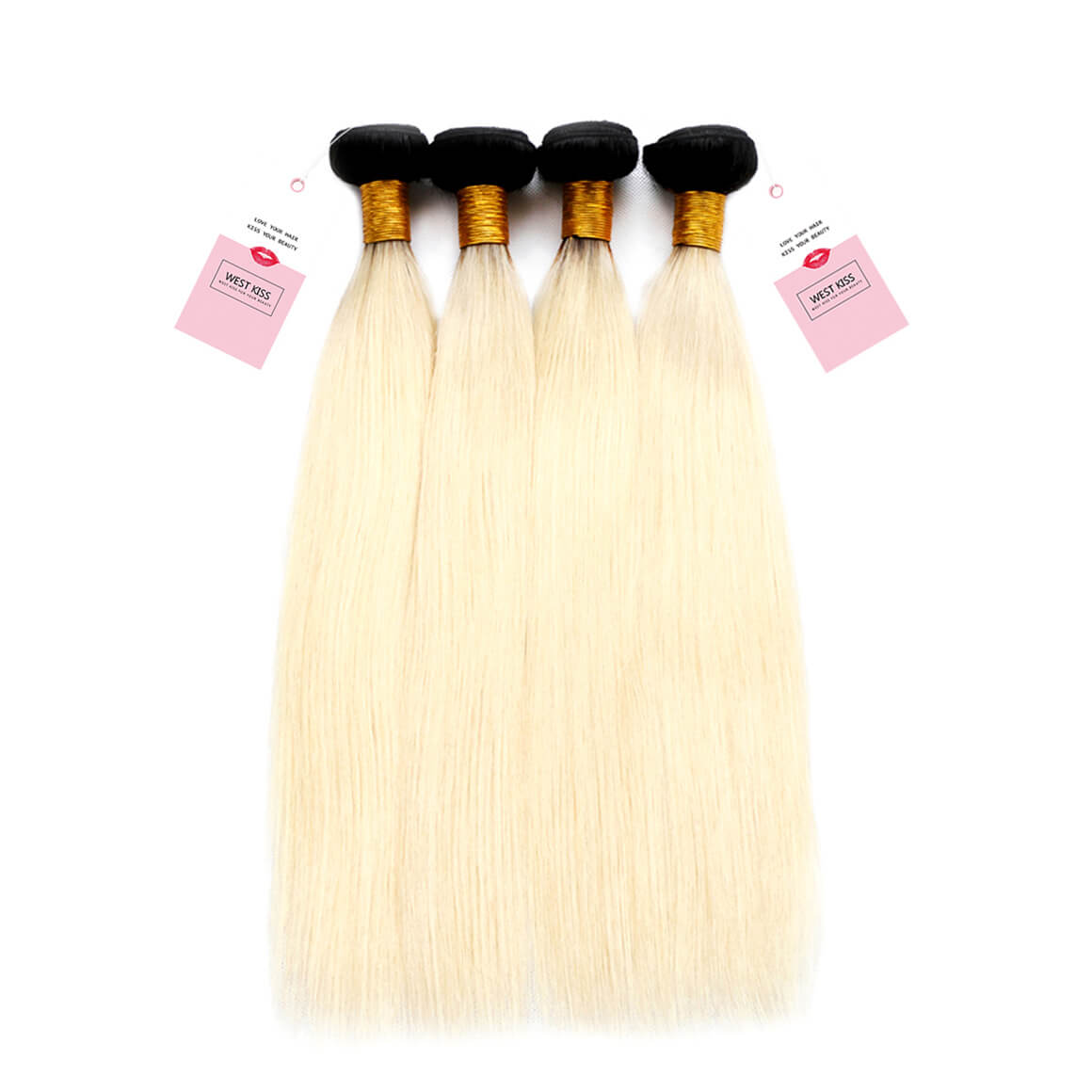 Ombre Human Hair 4 Bundles