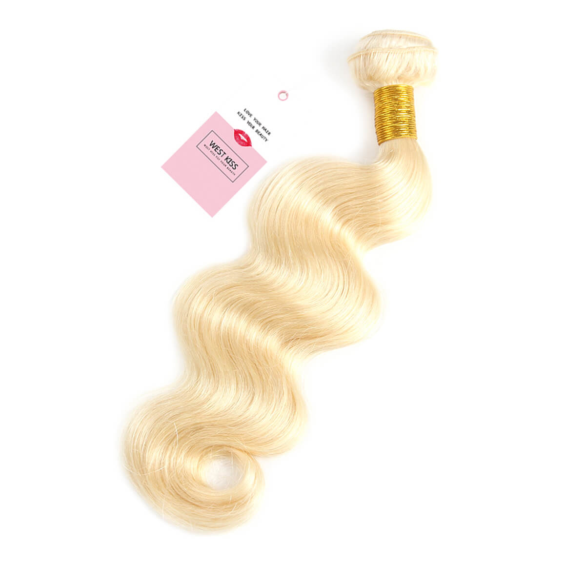 Blonde Body Wave Weave