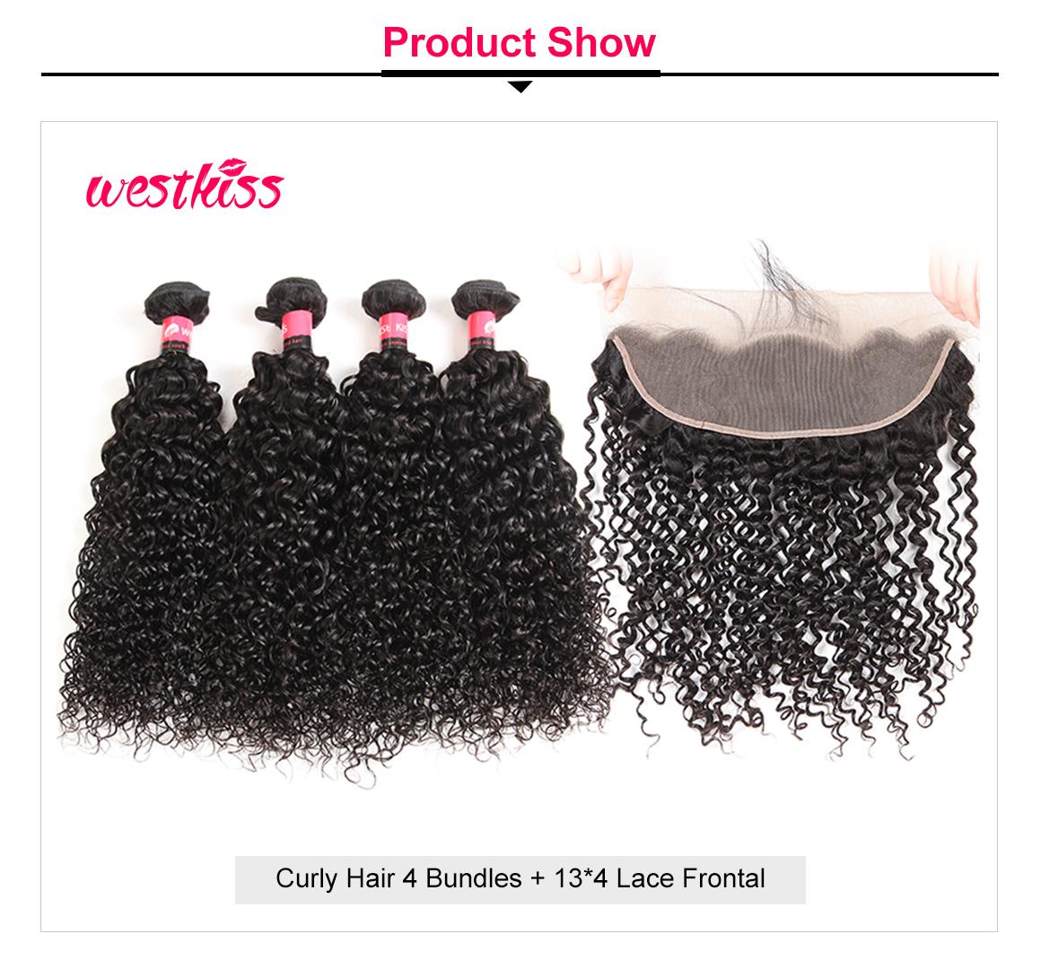 Curly Wave 4 Bundles
