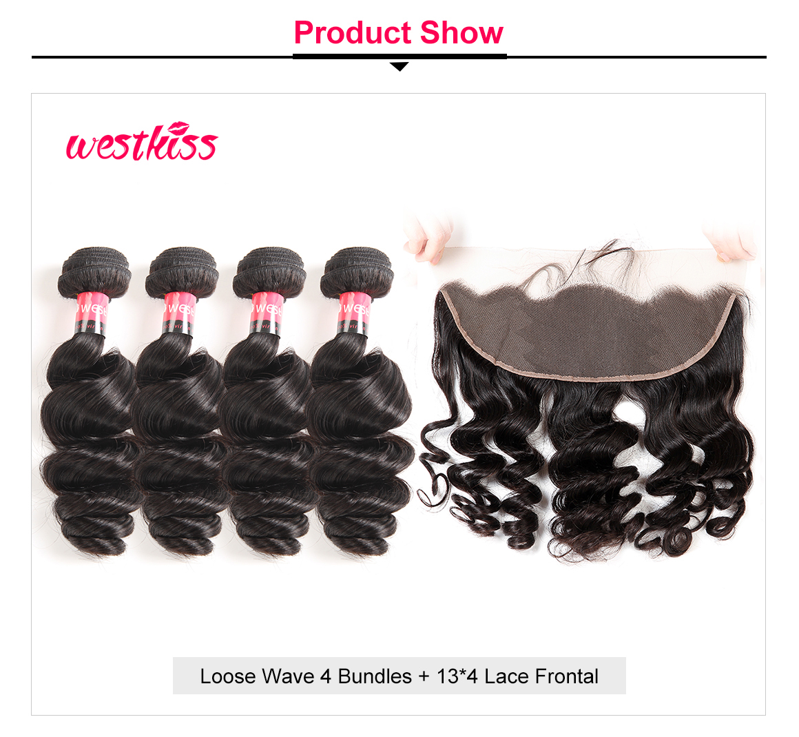 Loose Wave 4 Bundles