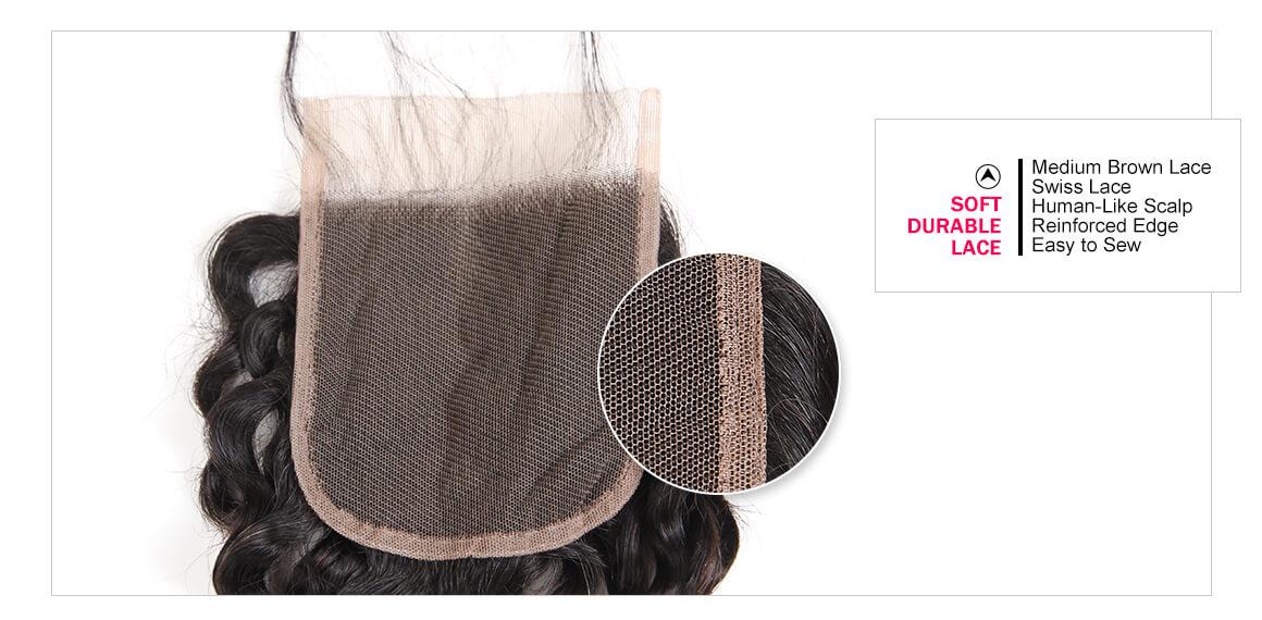 Bundles With Lace Closure
