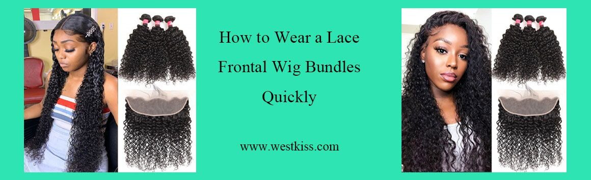 lace front bundles wigs make you look more beautiful