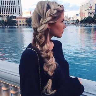 Weave Hair Course -Three Minutes To Make You Fresh And Elegant