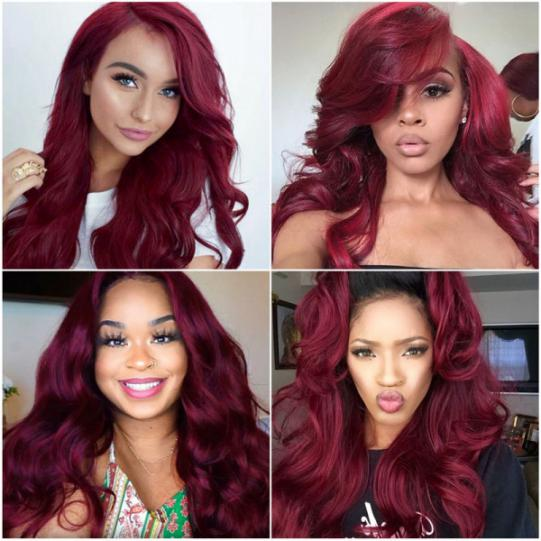 5 Perfect Wigs Choice In West Kiss Hair - Christmas Gifts