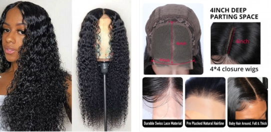 How to Customize a Closure Wig For Beginners