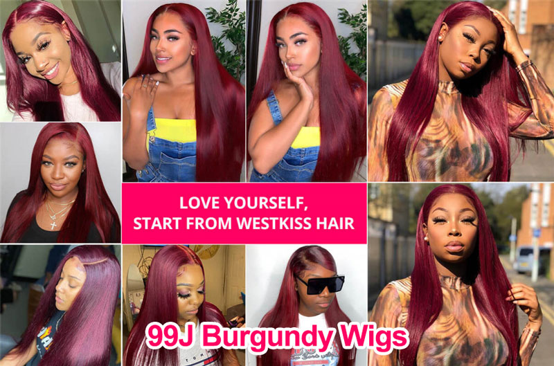 2020 HOT FASHION COLORED WIGS