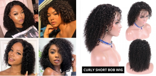 How to Wash and Install Curly Lace Front Wigs?