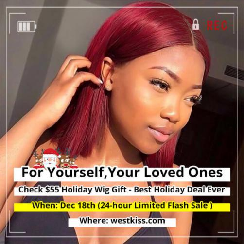 HOLIDAY GIFT GUIDES IN WEST KISS HAIR