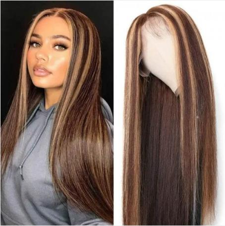 Come Back Into Fashion-----Highlight Lace Wig