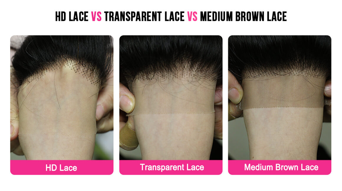 What is the skin melt lace wig?
