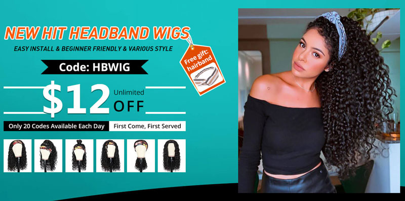 How to choose a colored headband wig?