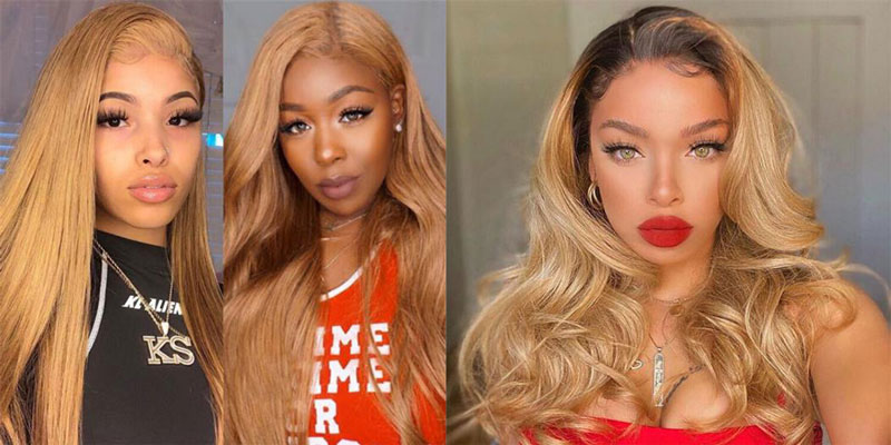 TOP3 COLORED LACE WIGS YOU NEED TO BUY