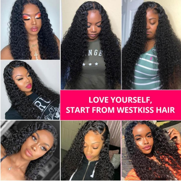 West Kiss Hair: How do you moisturize a curly wig?
