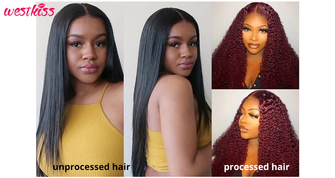 Processed Or Unprocessed Hair