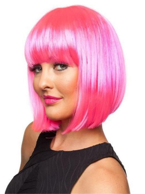 colored wig