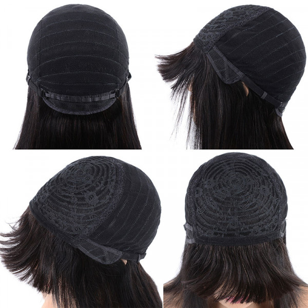 Five Different Types of Wigs Cap Construction