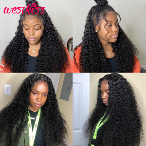 West Kiss Curly Wigs