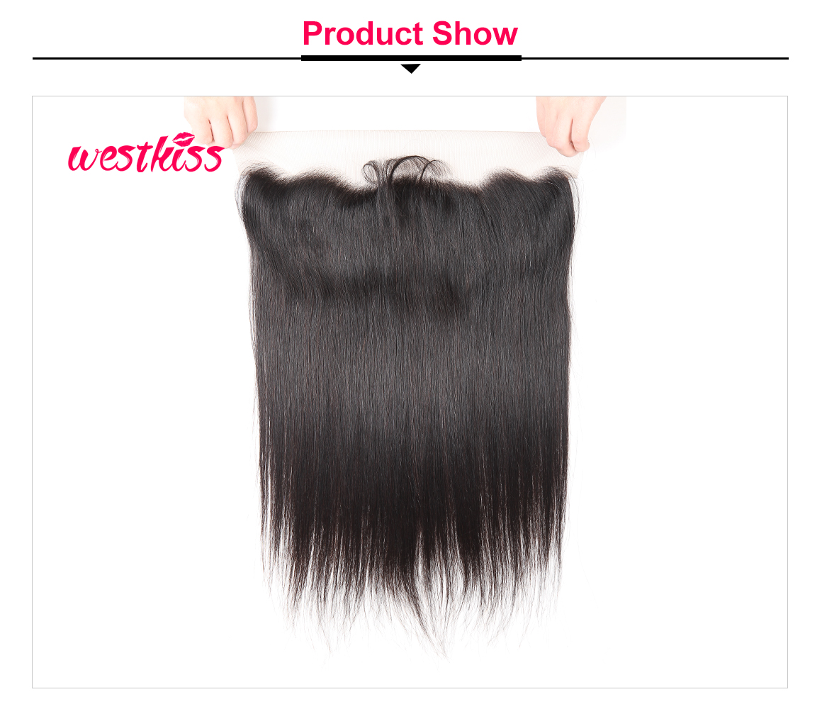 Brazilian Straight Hair Frontal