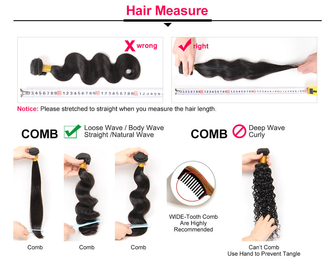 Loose Deep Wave 2 PCS With 13*4 Ear To Ear Lace Frontal