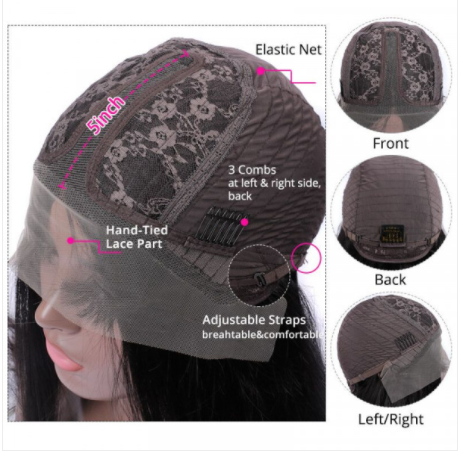 lace part wig